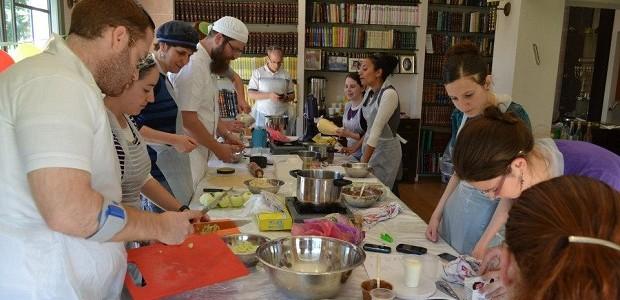 סדנאות אפייה ובישול
